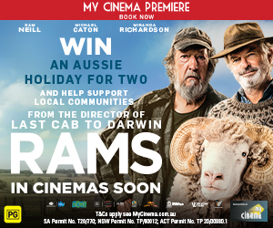 RAMS My Cinema Premiere and Promotion